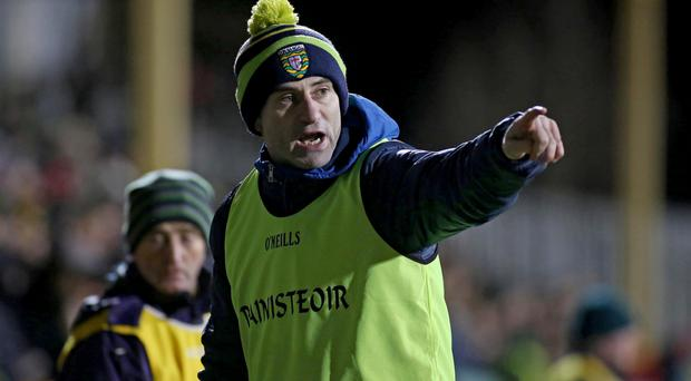Nothing for granted: Donegal's Rory Gallagher maintains that Tyrone's relegation to Division Two does not tell the full story