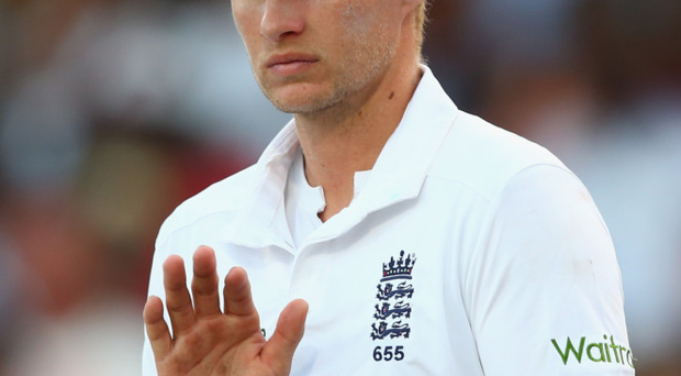 Bright light: Joe Root has been impressing for England