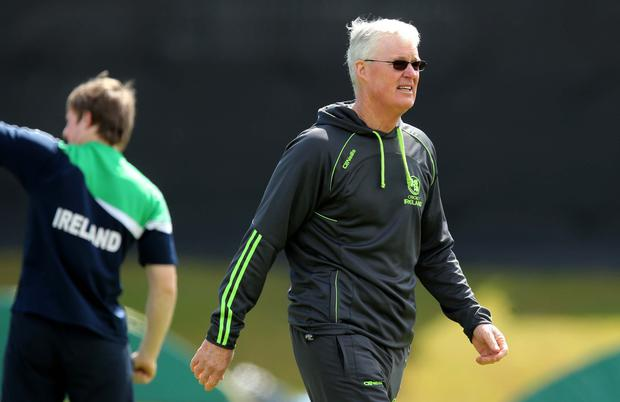 Setback: John Bracewell had poor introduction to inter-pros