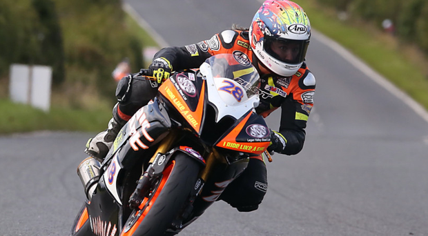 Dundrod target: American Patricia Fernandez
