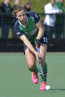 Leading by example: Ireland skipper Megan Frazer dazzled