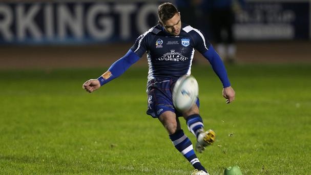 Danny Brough will be another pivotal player for Scotland