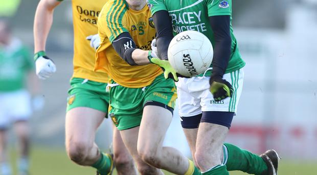 Urging caution: Marty O'Brien will be on alert for Fermanagh