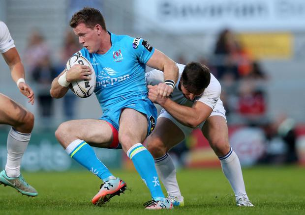Key man: Craig Gilroy is an Ulster player who has the quality to punish opponents