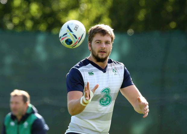 You're in: Iain Henderson's form has been rewarded