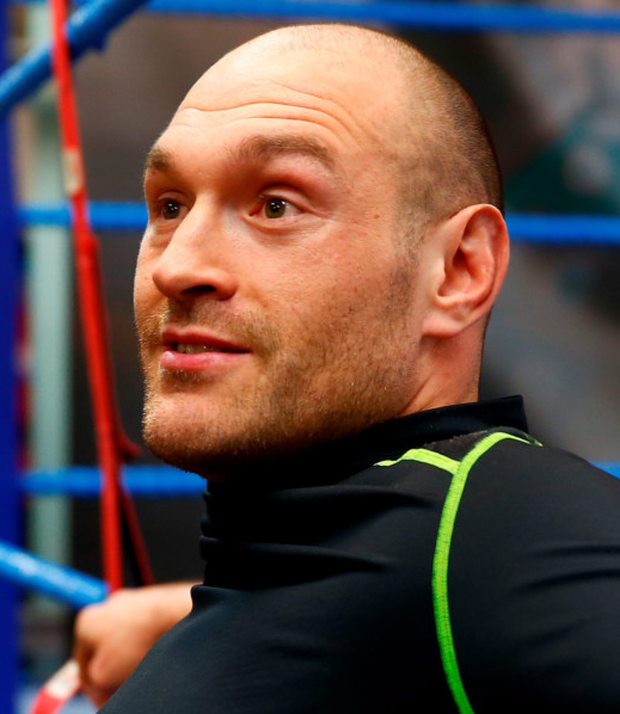Tyson Fury has called for drugs to be legalised in boxing