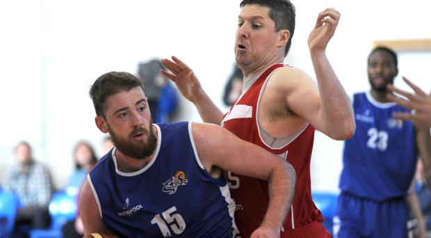 On the ball: Keelan Cairns will have a crucial role in Belfast Star's bid to topple Killester in Dublintried