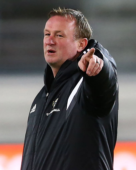 Michael O'Neill said he would 'evaluate' any opportunities that came along