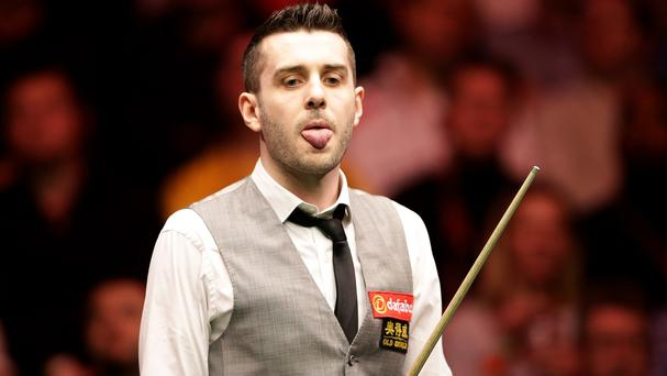 Mark Selby made easy progress in the German Masters on Wednesday