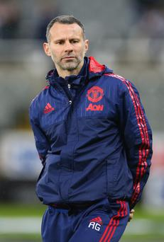 Assistant: Ryan Giggs