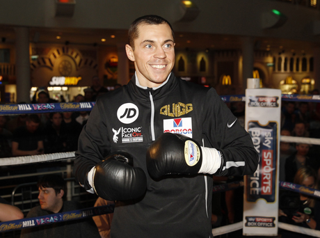Scott Quigg says this fight is what he's worked for