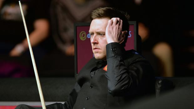 Ricky Walden booked a semi-final spot