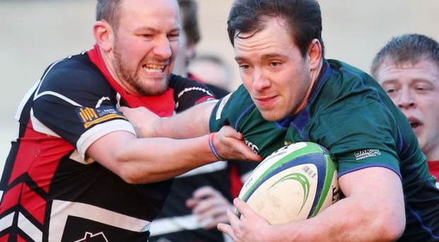 Influential: captain Philip Cartmill (left) may be key for Cooke
