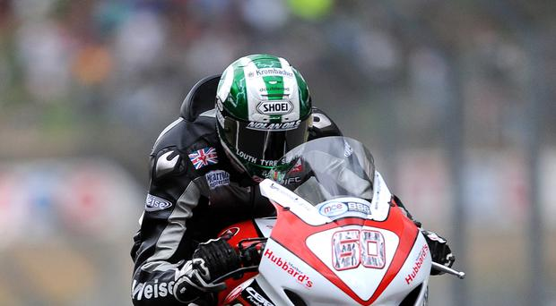 Peter Hickman claimed his second British Superbike Championship win at Silverstone
