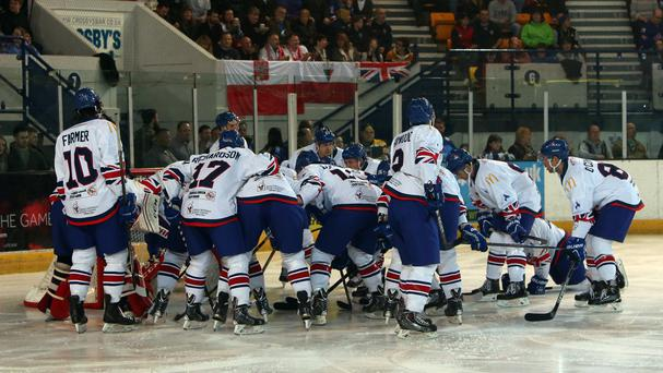 Belfast will host Great Britain's 2017 World Championship (Division 1B) campaign