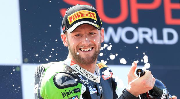 Tom Sykes claimed his fifth successive pole position of the season