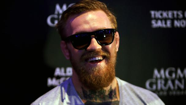 Conor McGregor will fight at UFC 205