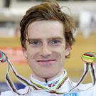 Martyn Irvine ended Ireland's 117-year wait for track gold in 2013.