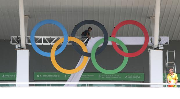 The Olympics took place in Rio in the summer