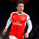 Looking ahead: Mesut Ozil is in no rush to sign new deal