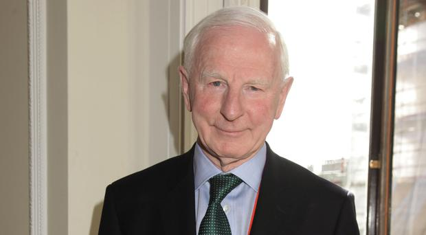 Pat Hickey, pictured, will be succeeded as OCI president by Sarah Keane