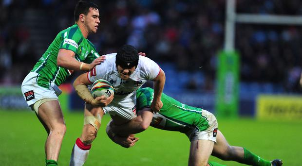 Ireland will be back in World Cup action in 2017 as the country's domestic competition shows signs of growth
