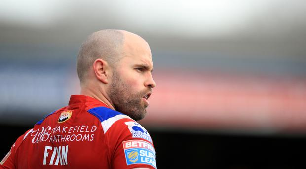 Liam Finn has signed a new contract with Wakefield