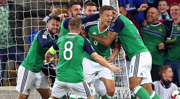 Northern Ireland will finish second in Group C after another qualifying campaign full of positives.