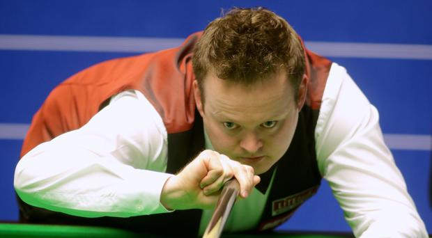 Shaun Murphy battled through in Vishakhapatnam