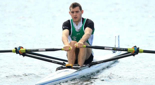 Paul O'Donovan claimed gold