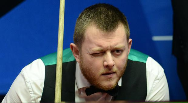 Mark Allen is into the final in Daqing