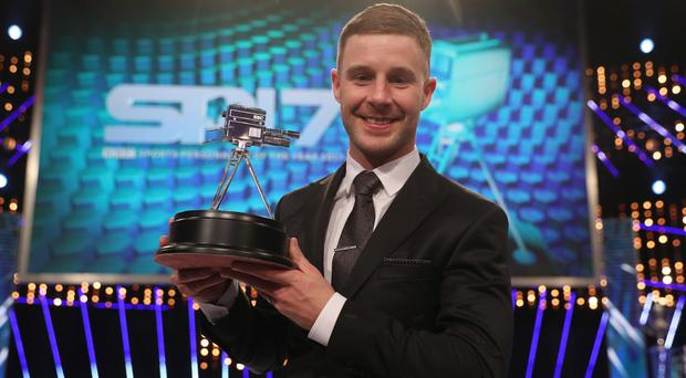 Jonathan Rea is making the most of the moment after finishing second in the BBC Sports Personality of the Year voting