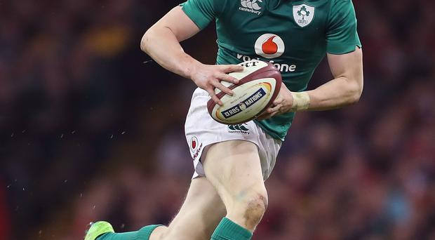 Garry Ringrose could be in contention for Ireland