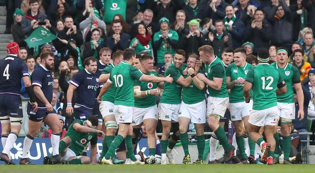 Ireland are Six Nations champions