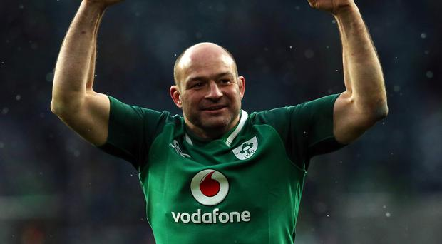 Rory Best has signed a new Ireland deal