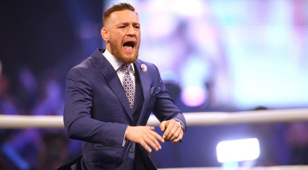 Conor McGregor has been stripped of his UFC lightweight title
