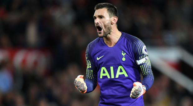 Hugo Lloris: Tottenham goalkeeper out for 'several weeks' with thigh injury