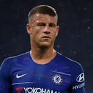 Old favourite: Ross Barkley left Everton for Chelsea