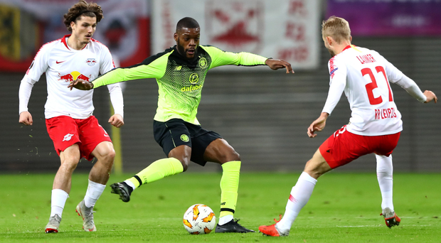 Weigh it up: Olivier Ntcham will take time to decide his international future