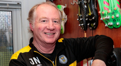 Experienced: Jimmy Nicholl is relishing St Mirren role