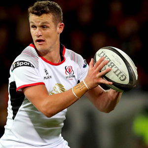 Loving life: Billy Burns is savouring his role with Ulster
