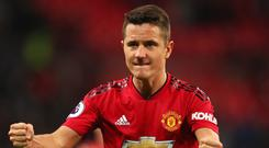 Staying focused: Ander Herrera won't get carried away during crucial month