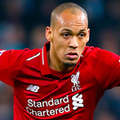 Key man: Fabinho has become more involved for the Reds