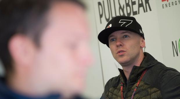Media man: Michael Laverty will use all his expertise