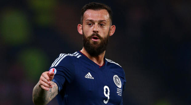 Missing man: Steven Fletcher asked not to be in Scots squad