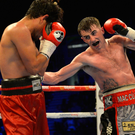 Rising: Tyrone McCullagh is fighting his way up WBO rankings