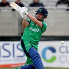 Getting over a blip: Ireland captain William Porterfield