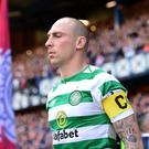 Provocation: Scott Brown was praised for his restraint