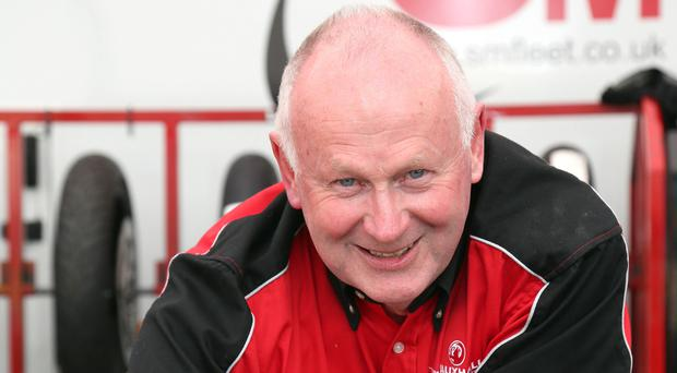 Staying at the wheel: NW200 event director Mervyn Whyte