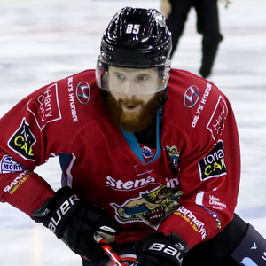 Liam Reddox scored the goal that qualified the Giants for the quarter-finals of the Challenge Cup (William Cherry/Presseye)